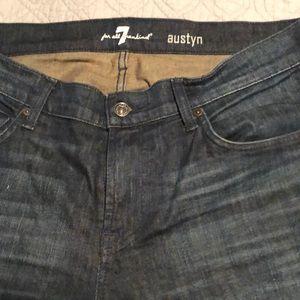 7 Austyn fit jeans